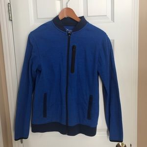 Old Navy active zip up sweater